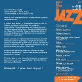 Festival Tout en Haut du Jazz : du 6 novembre au 6 décembre 2018 / Pas-de-Calais et Droit de Cité
