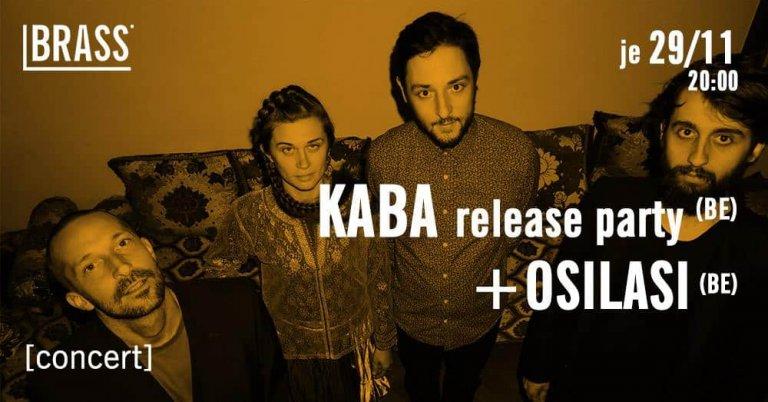 Ce 29novembre, Kaba dévoile sonpremier album. Une musique puissante, qui étonne par la sincérité de son interprétation.