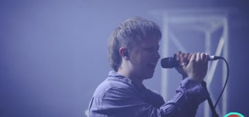 La nouvelle sansation anglaise, Nothing But Thieves, enflamme Lille Nicolas Fournier cacestculte