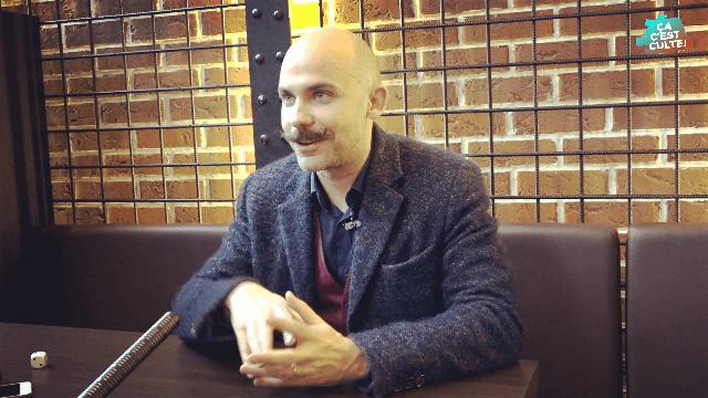 Viktor Vincent : l'interview Ça C'est Culte par Louis Hélaine
