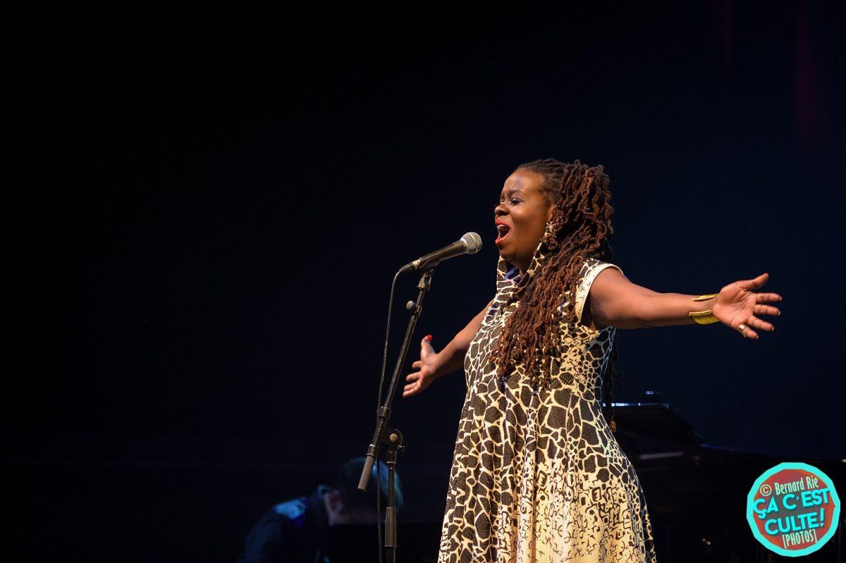 Somi- Photo couverture chronique générale Jazz à Flagey 2018 par Bernard Rie et Pierre Gerard cacestculte