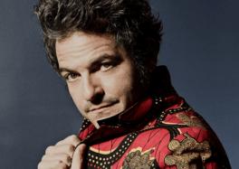 """-M- (Matthieu Chedid) annonce son nouvel album """"Lettre infinie"""" et à Lille en 2019"""