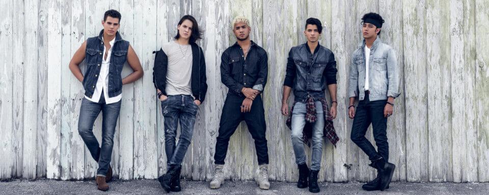 CNCO, la nouvelle sensation reggaeton, débarque à Bruxelles le 22 mars 2019 cacestculte