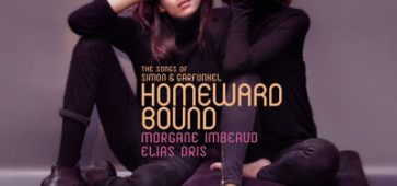 "Morgane Imbeaud et Elias Dris dans ""Homeward Bound : The Songs of Simon & Garfunkel"""