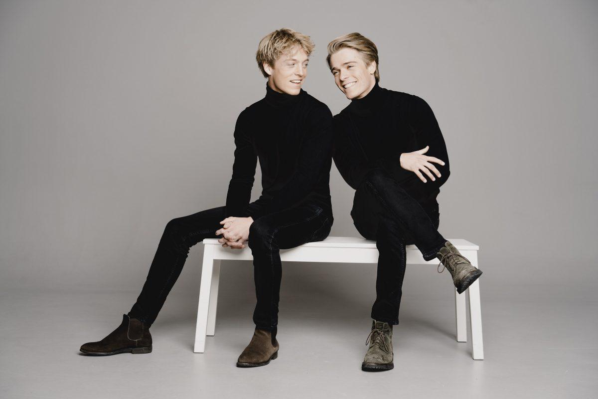 Lucas et Arthur Jussen (3) © Marco Borggreve orchestre national de lille nouveau siècle cacestculte
