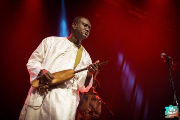 Bassekou Kouyate, le soleil du Mali embrase Flagey