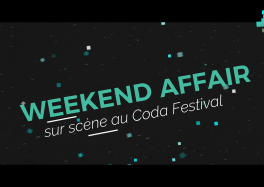 Weekend Affair - Stuck on Land en concert au Coda Festival 2018 à #Bondues. ça c'est culte cacestculte