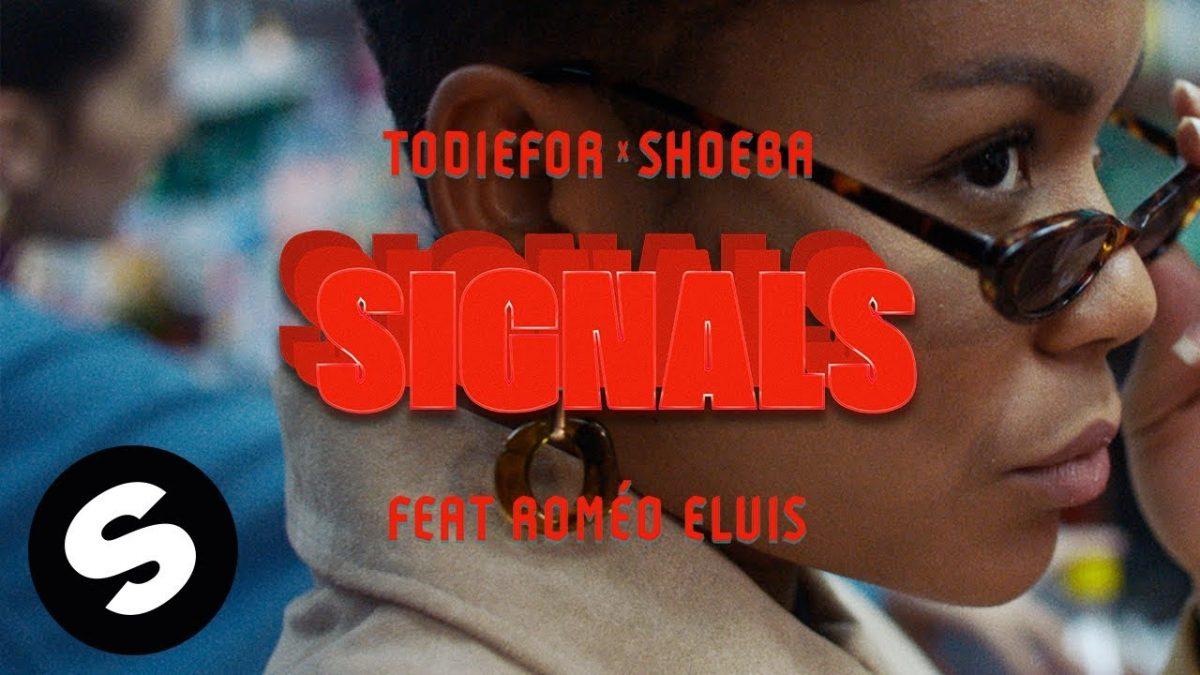 Signals le nouveau titre de Todiefor & Shoeba feat. Roméo Elvis