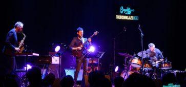 Concert Tourcoing Jazz Club ZIV RAVITZ - No Man is an Island © Antoine Herman