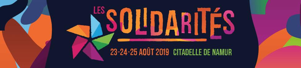 Les Solidarités 2019 : 12 nouveaux noms + horaires disponibles