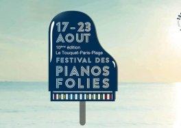 Les Pianos Folies du Touquet saison 2019 festival ça c'est culte cacestculte