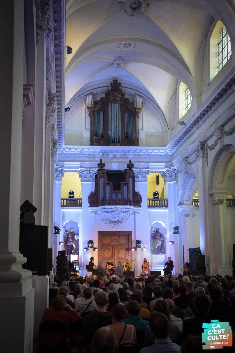 Nuit solaire 2019… Nuit magique à l'abbaye de Floreffe