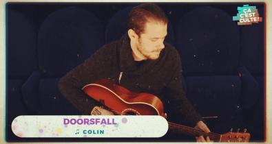 #Doorsfall ♫ #Colin : session musicale Ça C'est Culte au #Colisée de #Lens