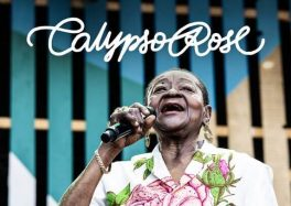 Calypso Rose à We Love Green arte concert kibini grazia les inrocks les inrockuptibles
