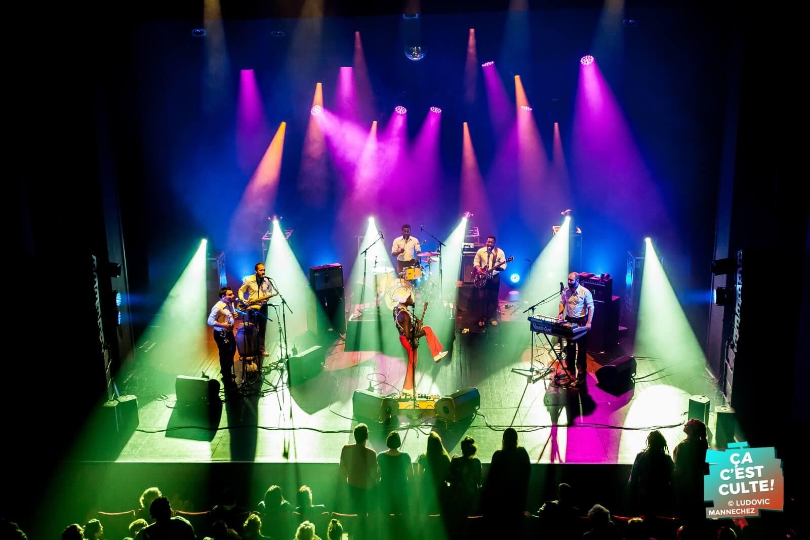 Vaudou Game + Pavel & Aerosnop au Théâtre de Béthune © Ludovic Mannechez