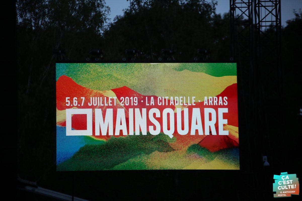 Main Square Festival 2019 : de bons moments et des nouveautés ! Crédit : Anthony Pestel
