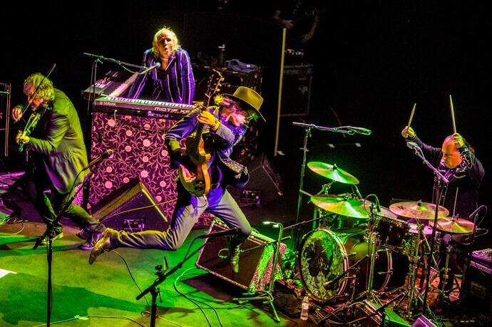 The Waterboys en concert le 12 novembre 2019 à La Salle Reine Elisabeth à Anvers