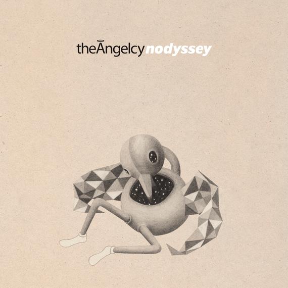 -Album Nodyssey disponible TheAngelcy de retour et en concert à Lille le 12 novembre