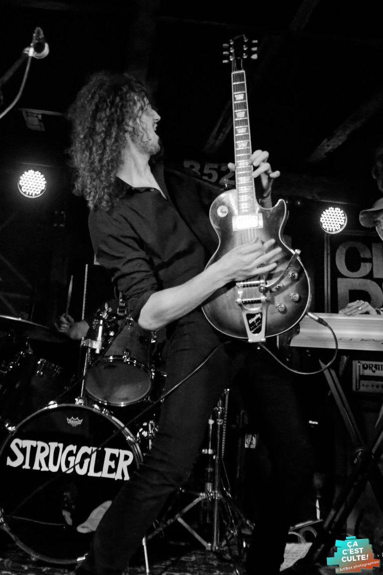 B52 Music Club d'Eernegem : Human, Struggler et Wisborg ©Art'Box Photographies