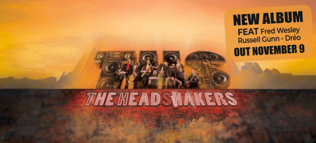 The Head Shakers : Le groupe lillois présente son nouvel album ce début novembre 2019