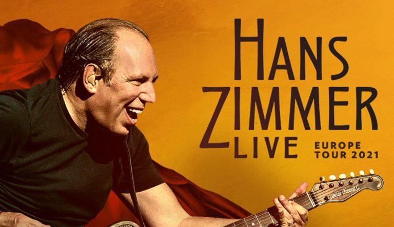 Hans Zimmer en concert au Zénith de Lille en novembre 2020 a