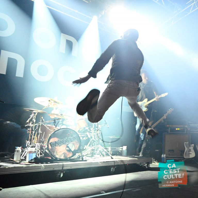 No One Is Innocent et Tagada Jones au Grand Mix de Tourcoing ©Antoine HERMAN