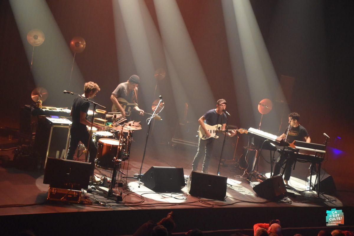 Miossec + Romain Bertaga, Salle Salvador Allende de Mons-en-Baroeul