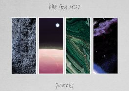 """Sortie de """"Pioneer"""", le nouvel EP de Kids From Atlas (Indie pop - Lille, FR) - 29 novembre 2019"""