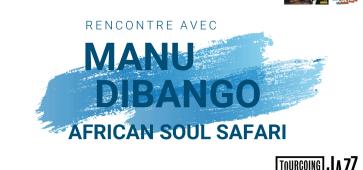 manu dibango video Manu Dibango en interview au Tourcoing Jazz Festival 2019 par El Barrio Jazz et Ça C'est Culte !