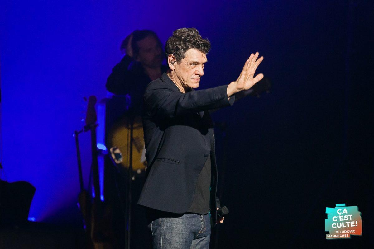 Marc Lavoine au Théâtre Municipal de Béthune