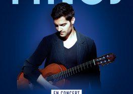 MILOŠ en concert au Bal Blomet le 25 mars 2020