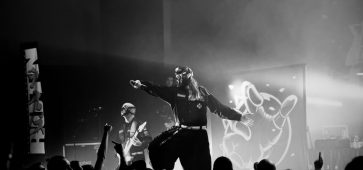 Betraying The Martyrs et Rise Of The Northstar (ROTN) au Métaphone de Oignies © Art'box Photographies