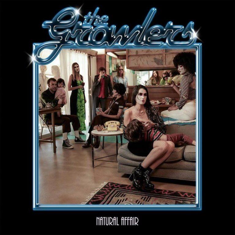 Natural Affair, huitième album des Growlers, qu'ils présenteront le 19 février à l'Aéronef.