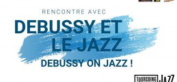 Debussy et le Jazz en interview au Tourcoing Jazz Festival par El Barrio Jazz et Ça C'est Culte !