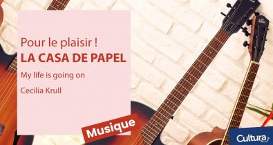 Cultura - Générique de la Casa de Papel à la guitare