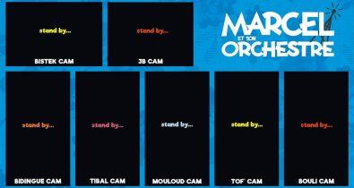 Marcel et son Orchestre - Soirées Confinées