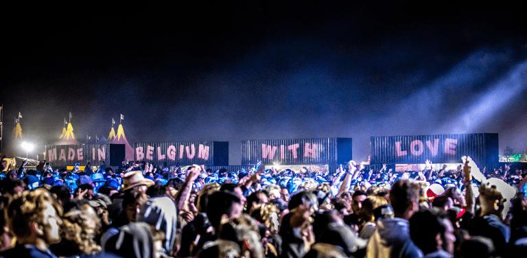 dour festival été 2020 belgique