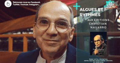 #Interview Ça C'est Culte : Patrick Dréhan Algues et Rythmes