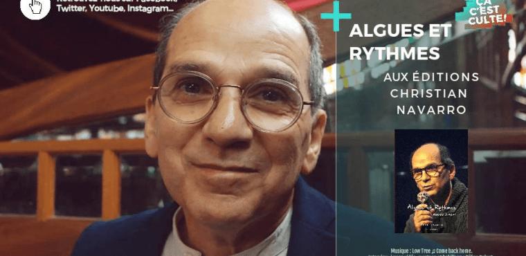 #Interview Ça C'est Culte : Patrick Dréhan / Algues et Rythmes
