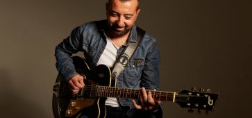 Nouvel album du guitariste de jazz Fabrizio Graceffa (mars 2020)