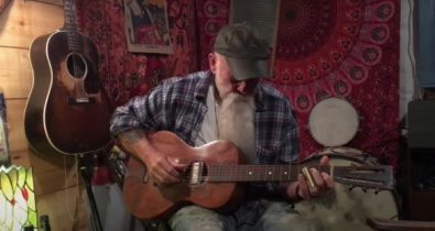 Seasick Steve - Walkin' Man Special (Down Home Sessions)