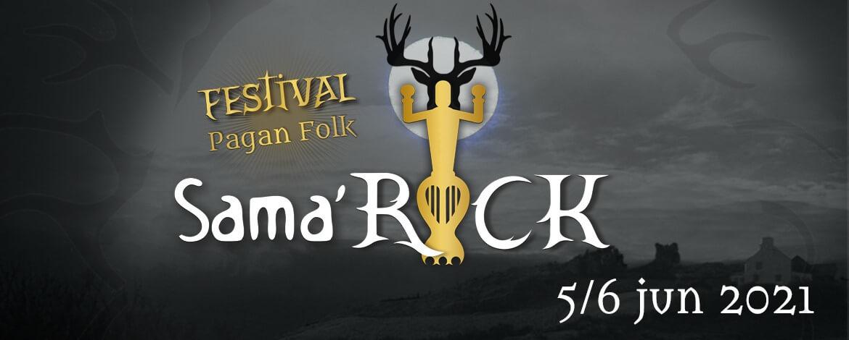 C'est avec une grande joie que nous vous avons confirmé le report du Sama'Rock Festival prévu initialement les 6 et 7 juin 2020, au week-end du 5 au 6 juin 2021.