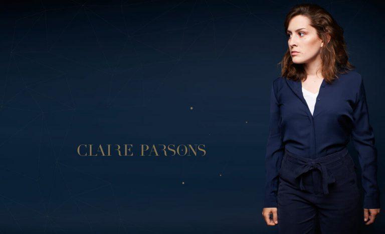 Claire Parsons : un univers poétique et aérien