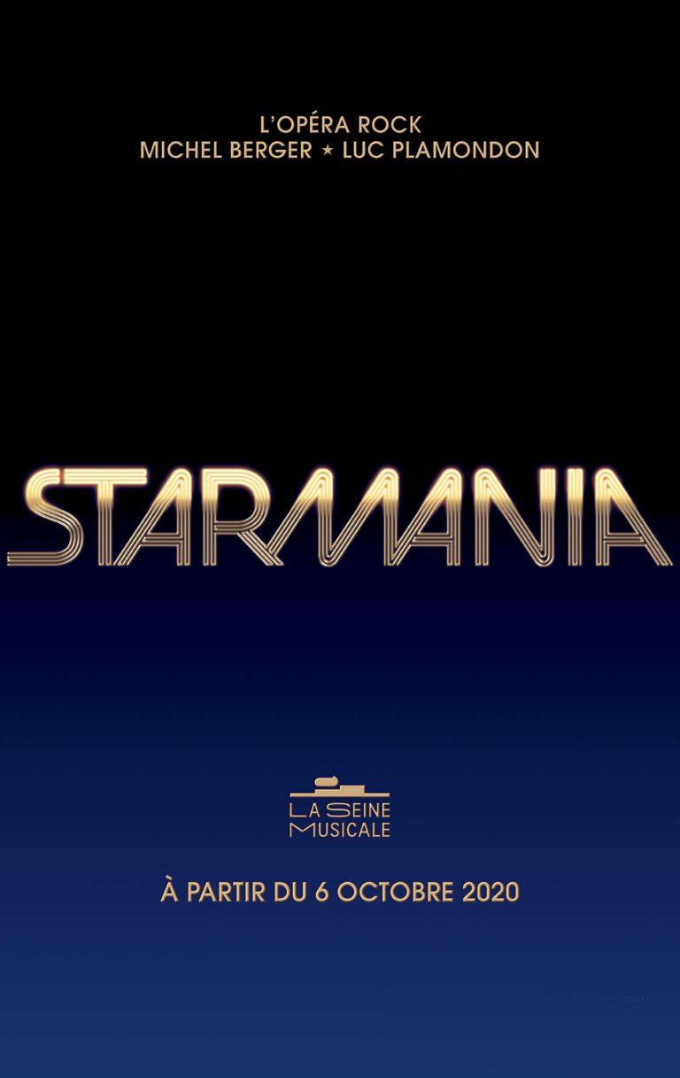 Starmania la comédie musicale reportée en 2021