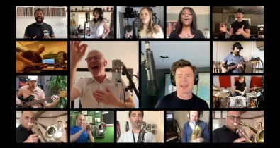 The Big Band Collective (feat. Jimmy Somerville and Rick Astley) - I Wish You Well