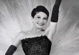 Zizi Jeanmaire, l'une des figures emblématiques du music-hall s'en est allée...