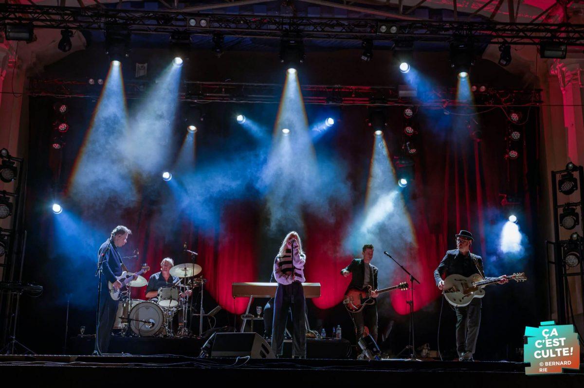 Hooverphonic, Daan et Milow... DU 100% belge de qualité « plein air » du Belvédère