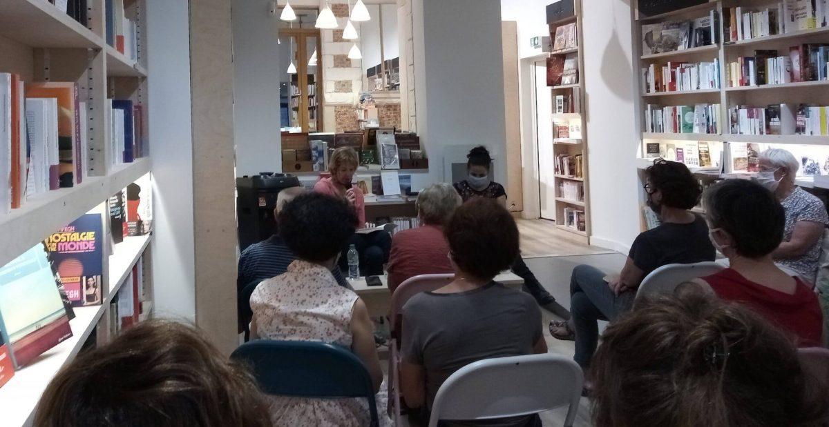 Rencontre d'écrivain : Julia Deck et son nouveau roman Propriété privée