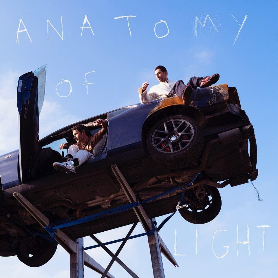 Quatrième opus pour Aaron : Anatomy of light ça c'est culte cacestculte