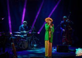 Photos concerts Sarah Lenka et Ayo au Tourcoing Jazz Festival 2020 © Bernard RIE